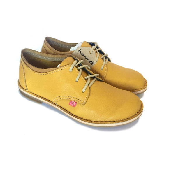 Bummel Azizi Yellow clothing & accessories Bummel Shoes