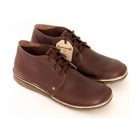 Bummel Savanna Smooth Dark Brown clothing & accessories Bummel Shoes