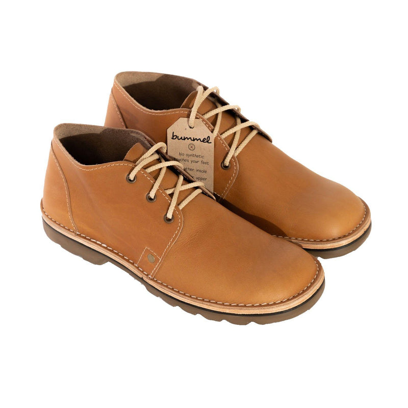 Bummel Savanna Smooth Tan clothing & accessories Bummel Shoes
