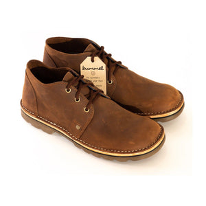 Bummel Savanna Soft Oily Brown clothing & accessories Bummel Shoes