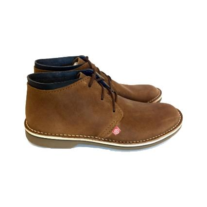 Bummel Zahara Oily Pull Up Leather Shoe clothing & accessories Bummel Shoes