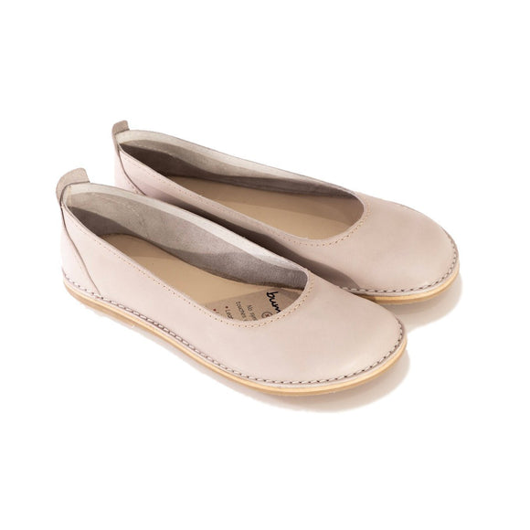 Bummel Zuri Plain Grey clothing & accessories Bummel Shoes