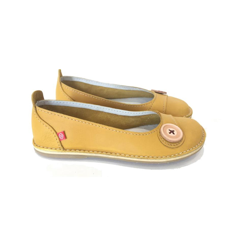 Bummel Zuri Yellow clothing & accessories Bummel Shoes