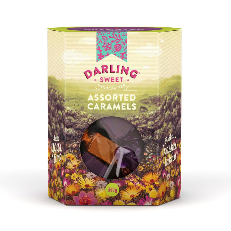 Darling Sweet Assorted Soft Caramels food Darling Sweet