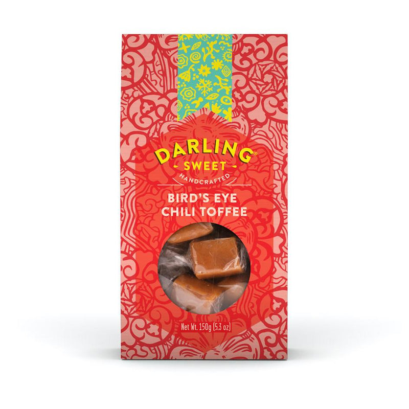 Darling Sweet Bird's Eye Chili Toffee food Darling Sweet