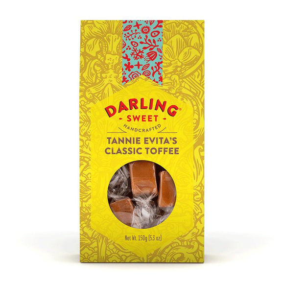 Darling Sweet Tannie Evita's Classic Toffee food Darling Sweet