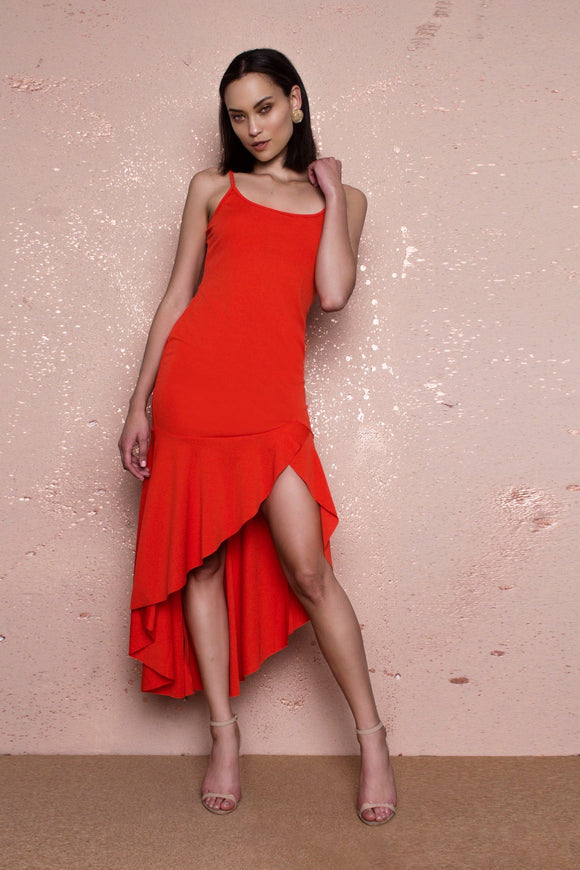 Dolly Red Dress clothing & accessories iAM Woman