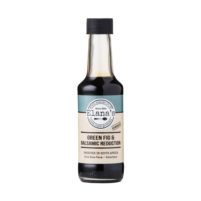 Elana's Green Fig & Balsamic Reduction 125ml food Elana's