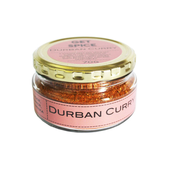 Get Spice Durban Curry 70g food Get Spice