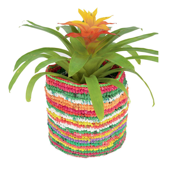H18 Recycled Plastic Planter home & decor H18 Foundation