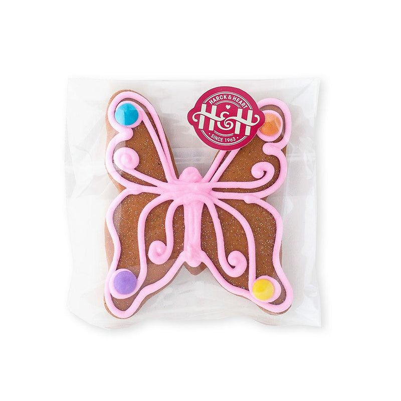 Harck & Heart Butterfly Gingerbread Biscuits food Harck & Heart