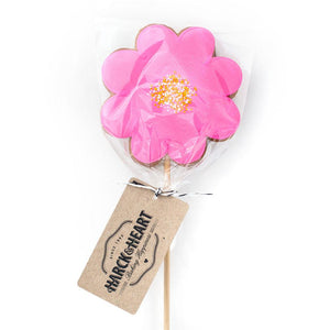 Harck & Heart Flower Pops Gingerbread Biscuits food Harck & Heart
