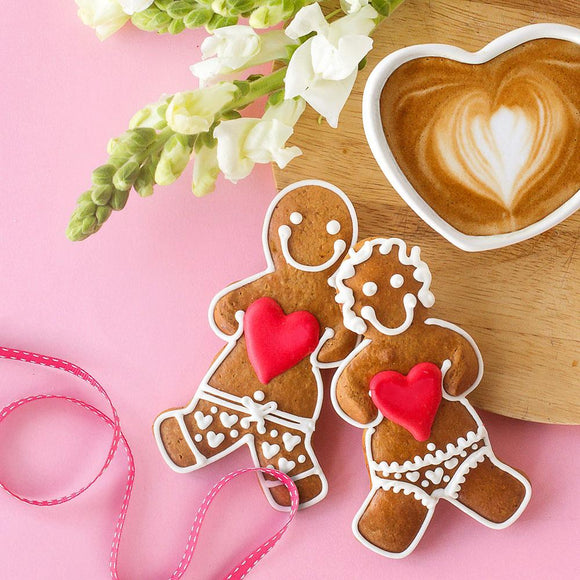 Harck & Heart Friends Gingerbread Biscuits food Harck & Heart