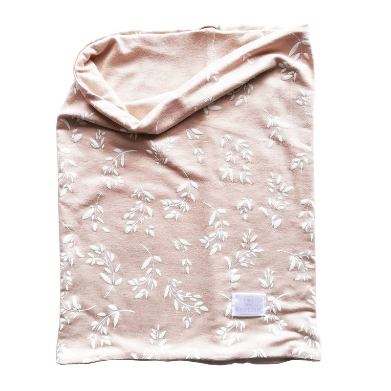 Hartlam Textiles Double Sided Cream Face Cover clothing & accessories Hartlam Textiles & Prints
