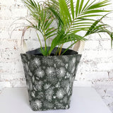 Hartlam Textiles Storage Baskets & Planters home & decor Hartlam Textiles & Prints green tropical