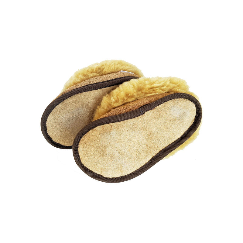 Karu Cosy Kids Sheep Wool Slippers baby & kids Karu Slippers