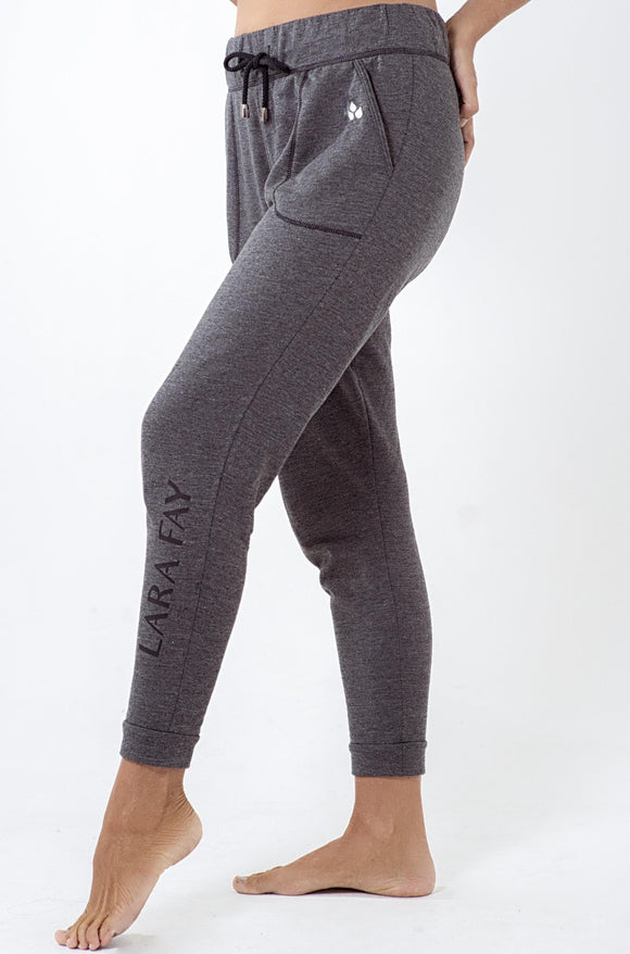 Lara Fay ActiveWear Carbon Cool Down Jogger clothing & accessories Lara Fay