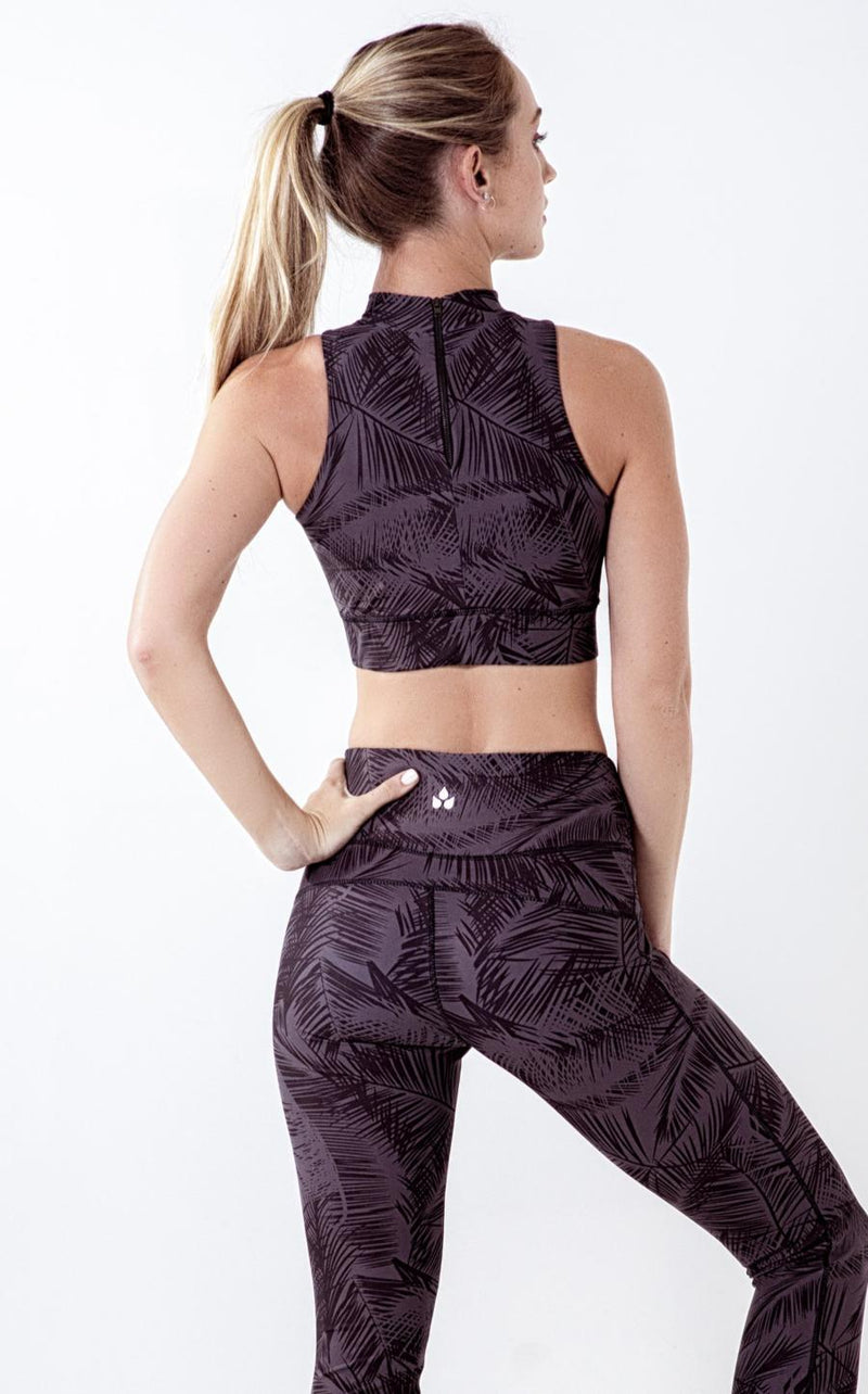 Lara Fay ActiveWear Fern Beautifier Crop Top clothing & accessories Lara Fay