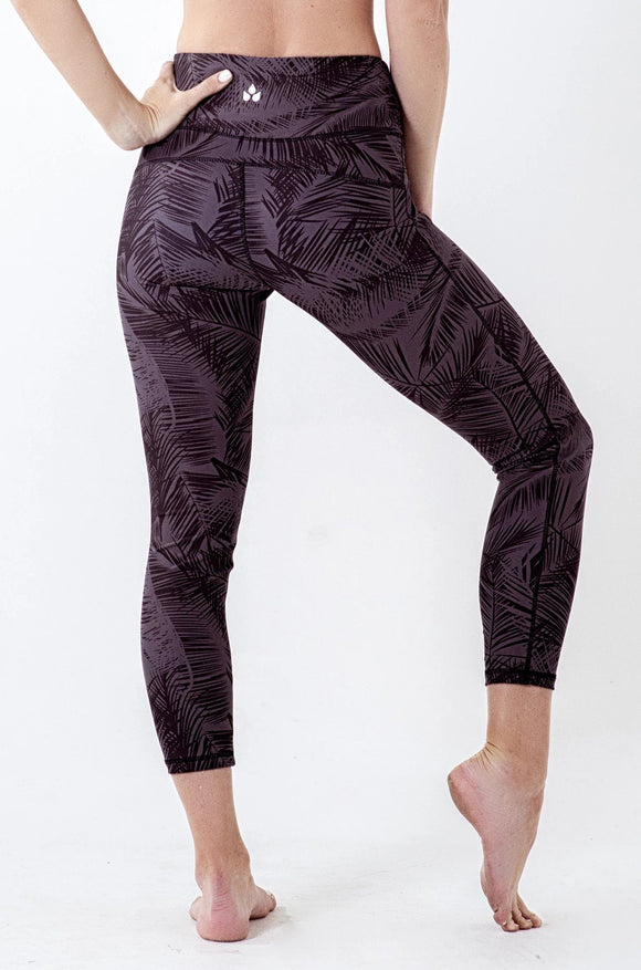 Lara Fay ActiveWear Fern Power High Waisted Leggings 7/8 clothing & accessories Lara Fay