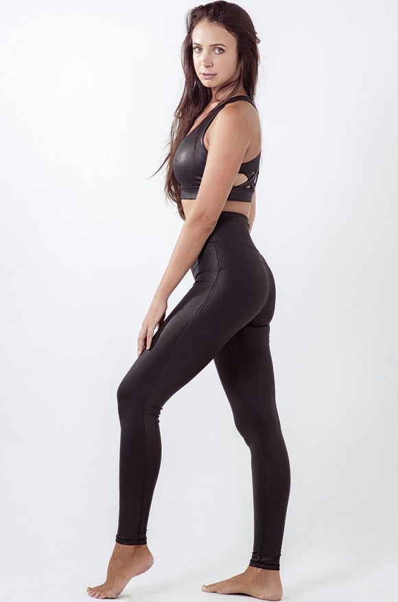 Lara Fay ActiveWear High Shine Power High Waisted Leggings Long clothing & accessories Lara Fay