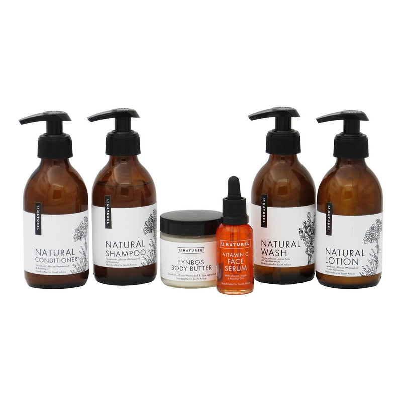 Le Naturel Body & Facial Artisanal Array arrays madebyartisans.