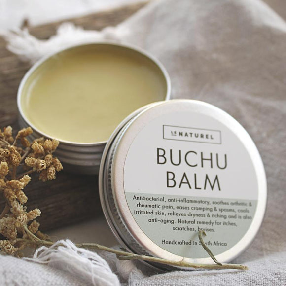 Le Naturel Buchu Healing Balms health & body Le Naturel