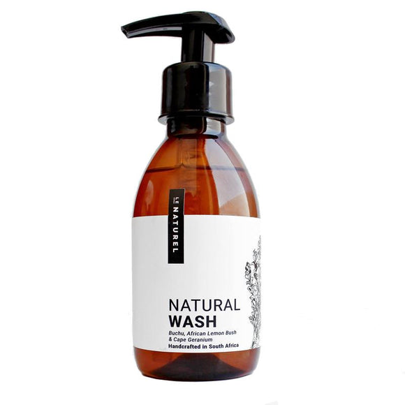 Le Naturel Buchu Natural Wash 200ml health & body Le Naturel