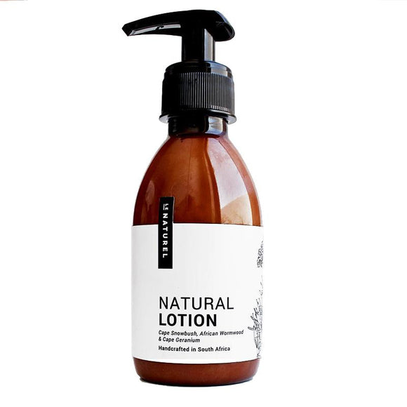 Le Naturel Cape Snowbush Natural Body Lotion 200ml health & body Le Naturel