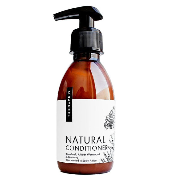 Le Naturel Cape Snowbush Natural Conditioner 200ml health & body Le Naturel