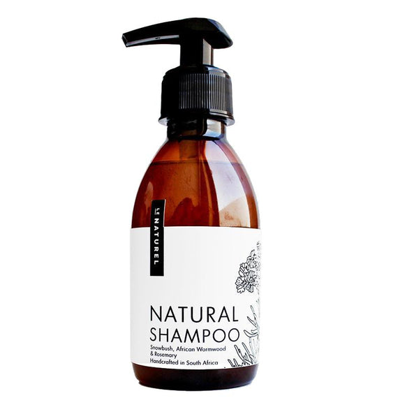 Le Naturel Cape Snowbush Natural Shampoo 200ml health & body Le Naturel