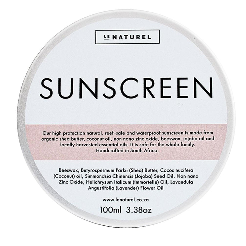 Le Naturel Sunscreens health & body Le Naturel 100 ml