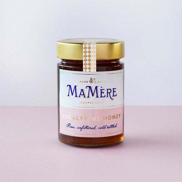 Ma Mère Confections Eucalyptus Honey Jar 450g food Ma Mère Confections