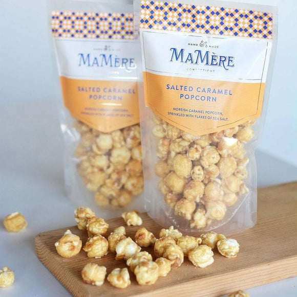 Ma Mère Confections Salted Caramel Popcorn 100g food Ma Mère Confections