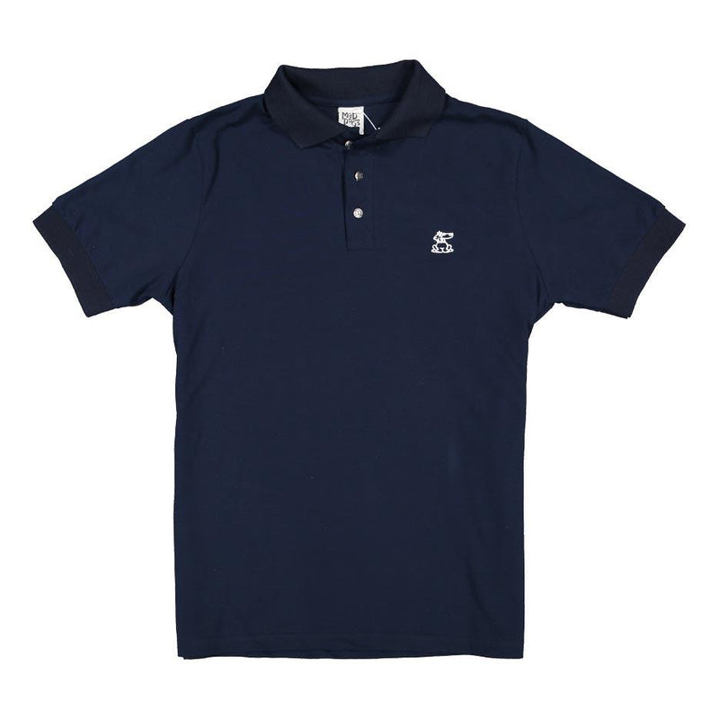 Mad Dogs Cadet Navy Mens Golf Shirt clothing & accessories Mad Dogs
