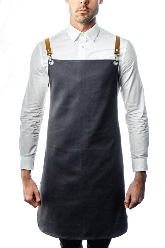 Major John Bull Denim Aprons clothing & accessories Major John