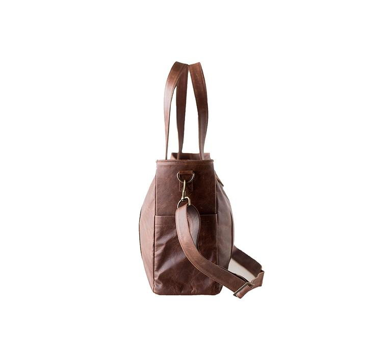 Mally Luxury Leather Baby Bag baby & kids Mally Leather Bags