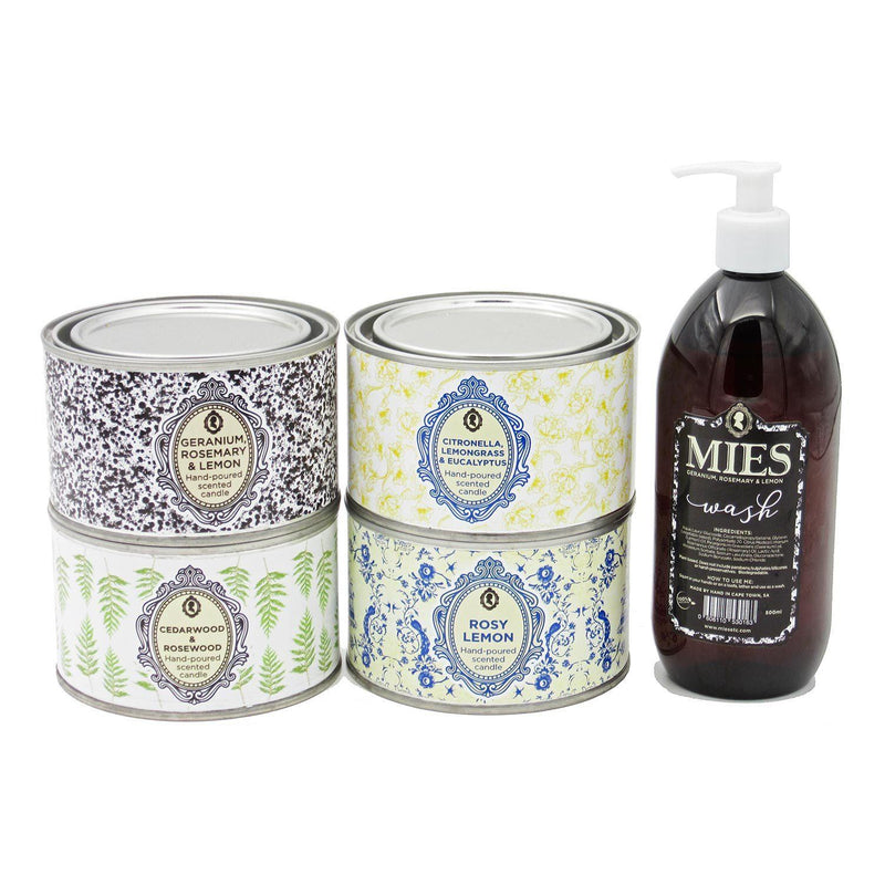 MIES Scented Candle Array arrays MIES