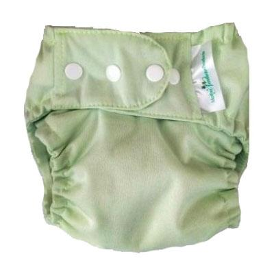 Mother Nature All-In-Three Cloth Nappy baby & kids Mother Nature Products mint