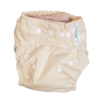 Mother Nature All-In-Three Cloth Nappy baby & kids Mother Nature Products toffee