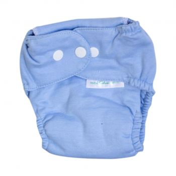 Mother Nature The Nature Nappy Cotton-On baby & kids Mother Nature Products baby blue
