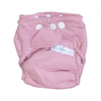 Mother Nature The Nature Nappy Cotton-On baby & kids Mother Nature Products rose pink