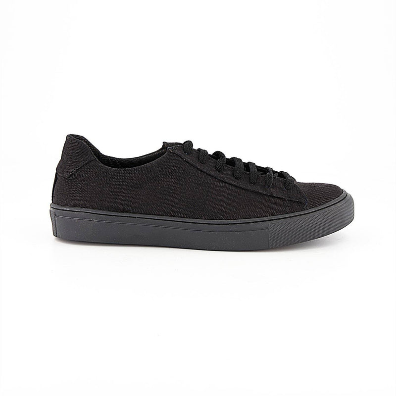 Reefer Black Hemp Sneakers clothing & accessories Reefer Shoes