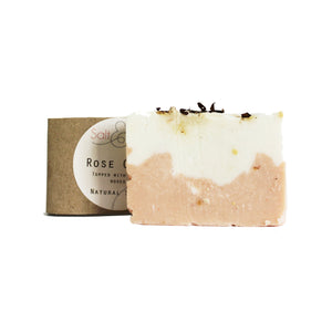 Salt & Stitch Rose Clay Handmade Soap health & body Salt & Stitch