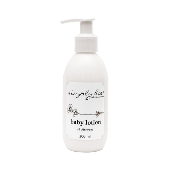 Simply Bee Baby Lotion baby & kids Simply Bee