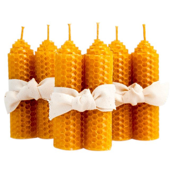 Simply Bee Beeswax Candles home & decor Simply Bee short