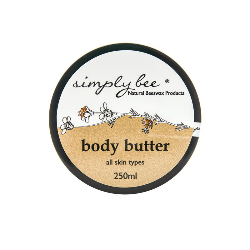 Simply Bee Body Butter 250ml health & body Simply Bee