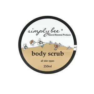 Simply Bee Body Scrub health & body Simply Bee