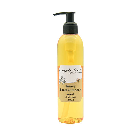 Simply Bee Honey Hand & Body Wash health & body Simply Bee