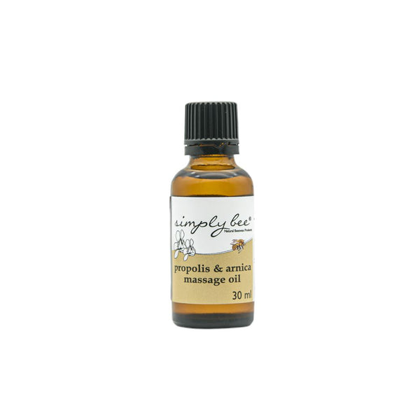Simply Bee Massage Oils health & body Simply Bee propolis & arnica