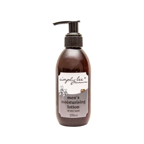 Simply Bee Men's Moisturising Lotion health & body Simply Bee